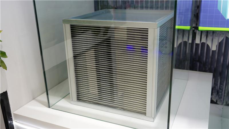 Crossflow Sensible Heat Exchanger