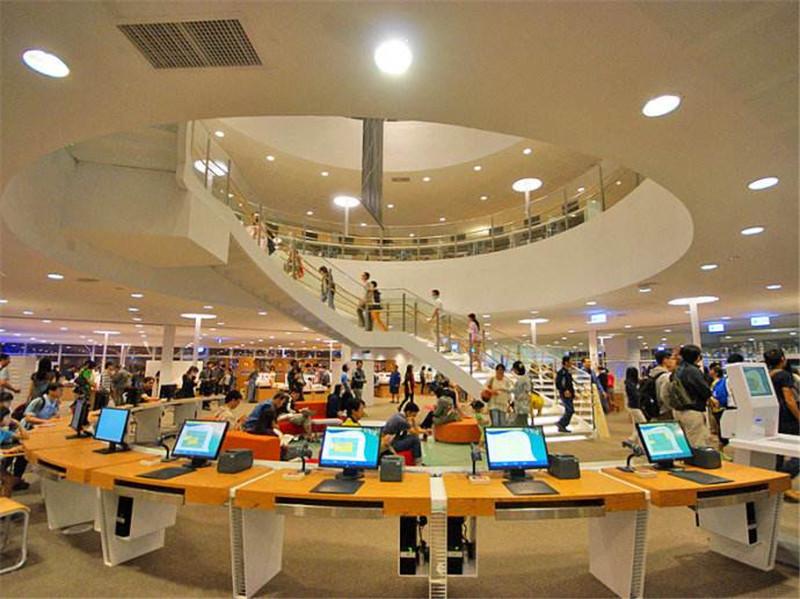 Library hvac system