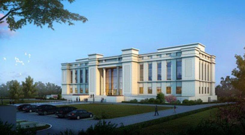 Menyuan National Fitness Center