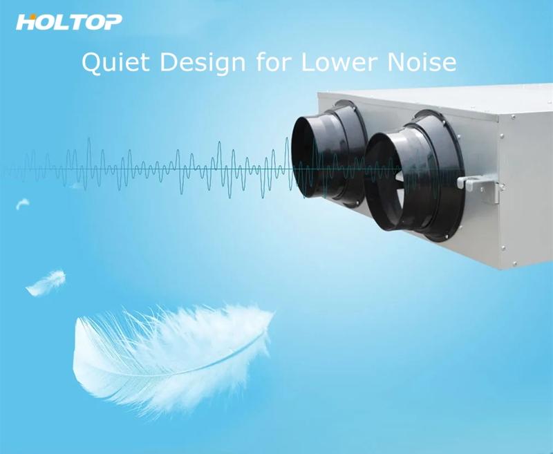 Quiet Design for Lower Noise