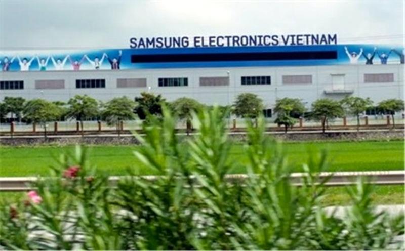 מפעל סמסונג אלקטרוניקה וייטנאם