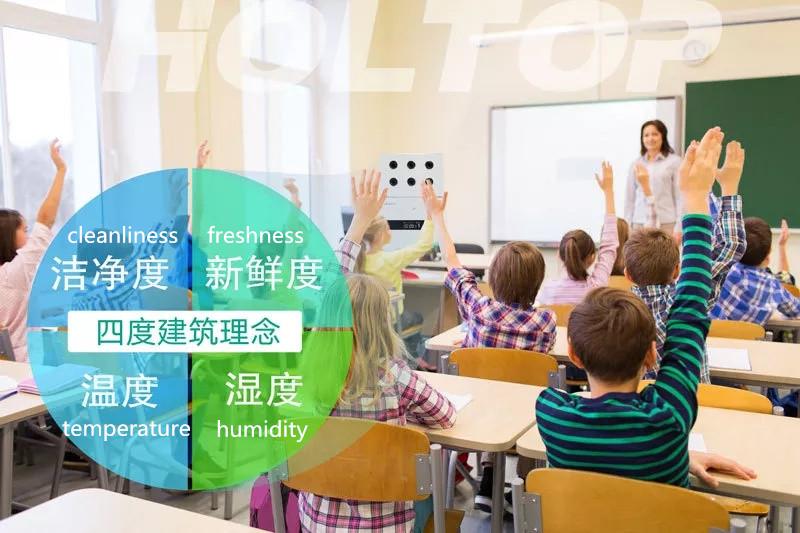 School Energy Recovery Ventilator07