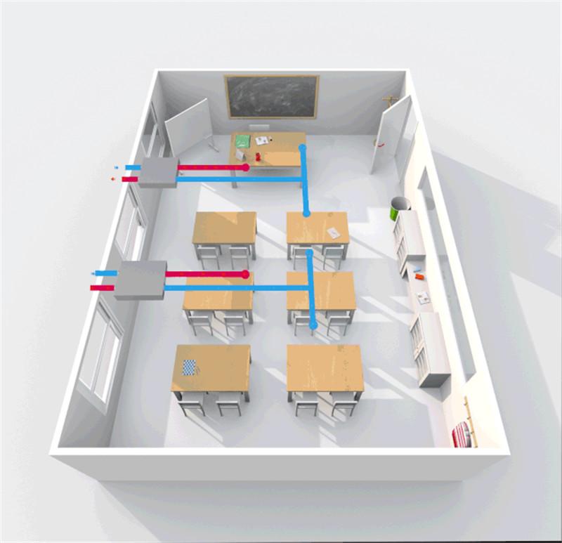 School Energy Recovery Ventilator08