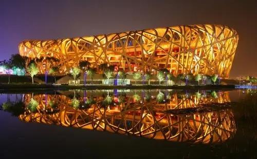 beijing Olympic Games Stadia
