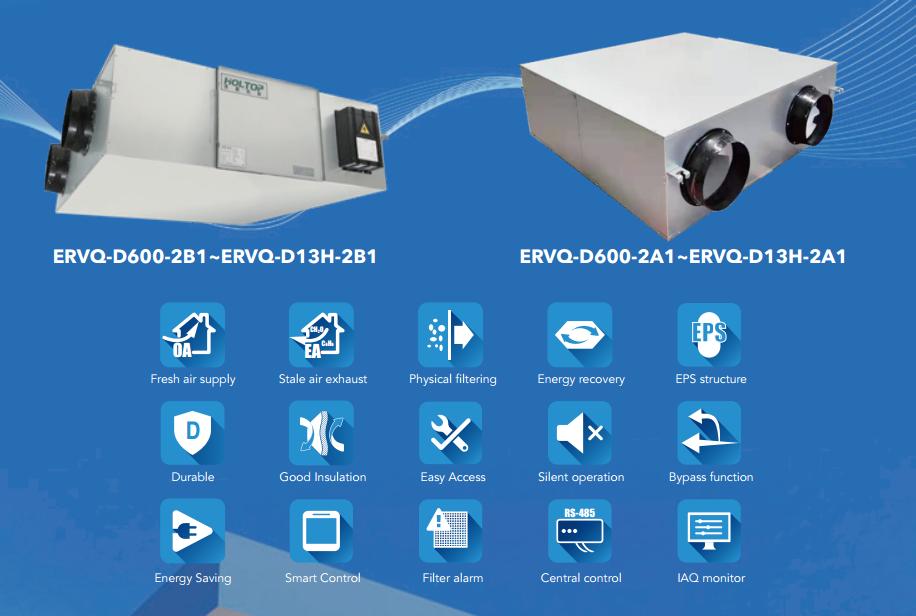 eco vent pro features