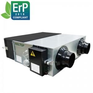 Eco-Smart HEPA hőenergiavisszanyerést ventillátorok