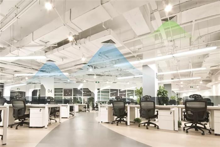 office ventilation