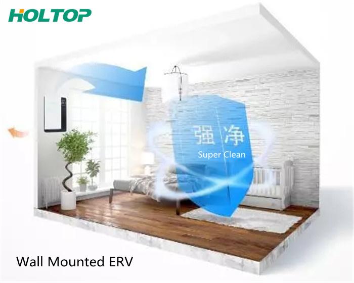 wall mounted erv